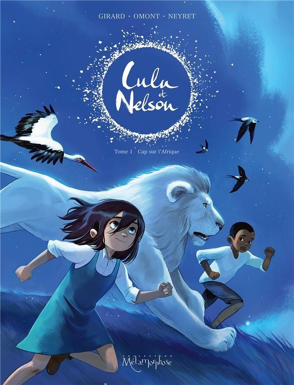 """Afficher """"Lulu et Nelson n° 1 Cap sur l'Afrique"""""""