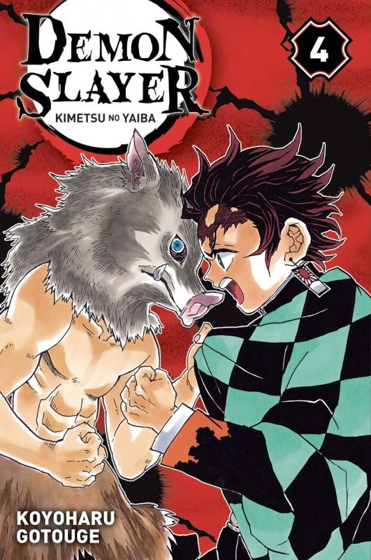 Demon Slayer n° 4