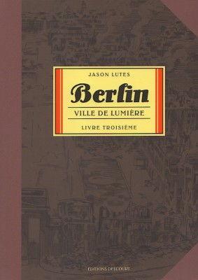 "Afficher ""Berlin n° 3 Ville de lumière"""