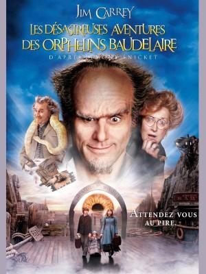 """Afficher """"Les désastreuses aventures des orphelins Baudelaire Les Désastreuses aventures des orphelins Baudelaire"""""""
