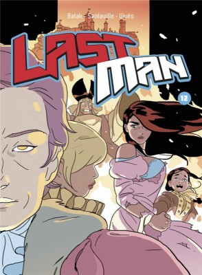 "Afficher ""Lastman n° 12"""