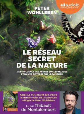 """Afficher """"Réseau secret de la nature (Le)"""""""