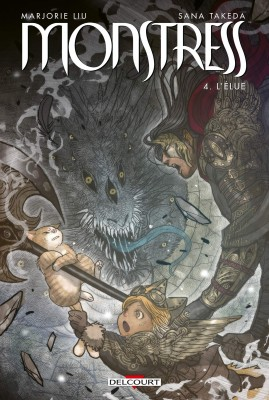 "Afficher ""Monstress n° 4 élue (L')"""