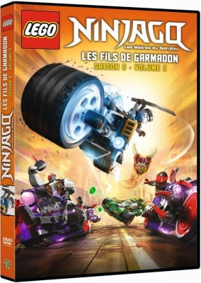 "Afficher ""Ninjago Lego Ninjago : saison 8 partie 2"""