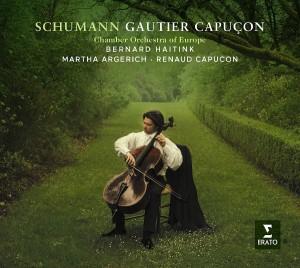 """Afficher """"Concerto pour violoncelle, op. 129, la mineur"""""""
