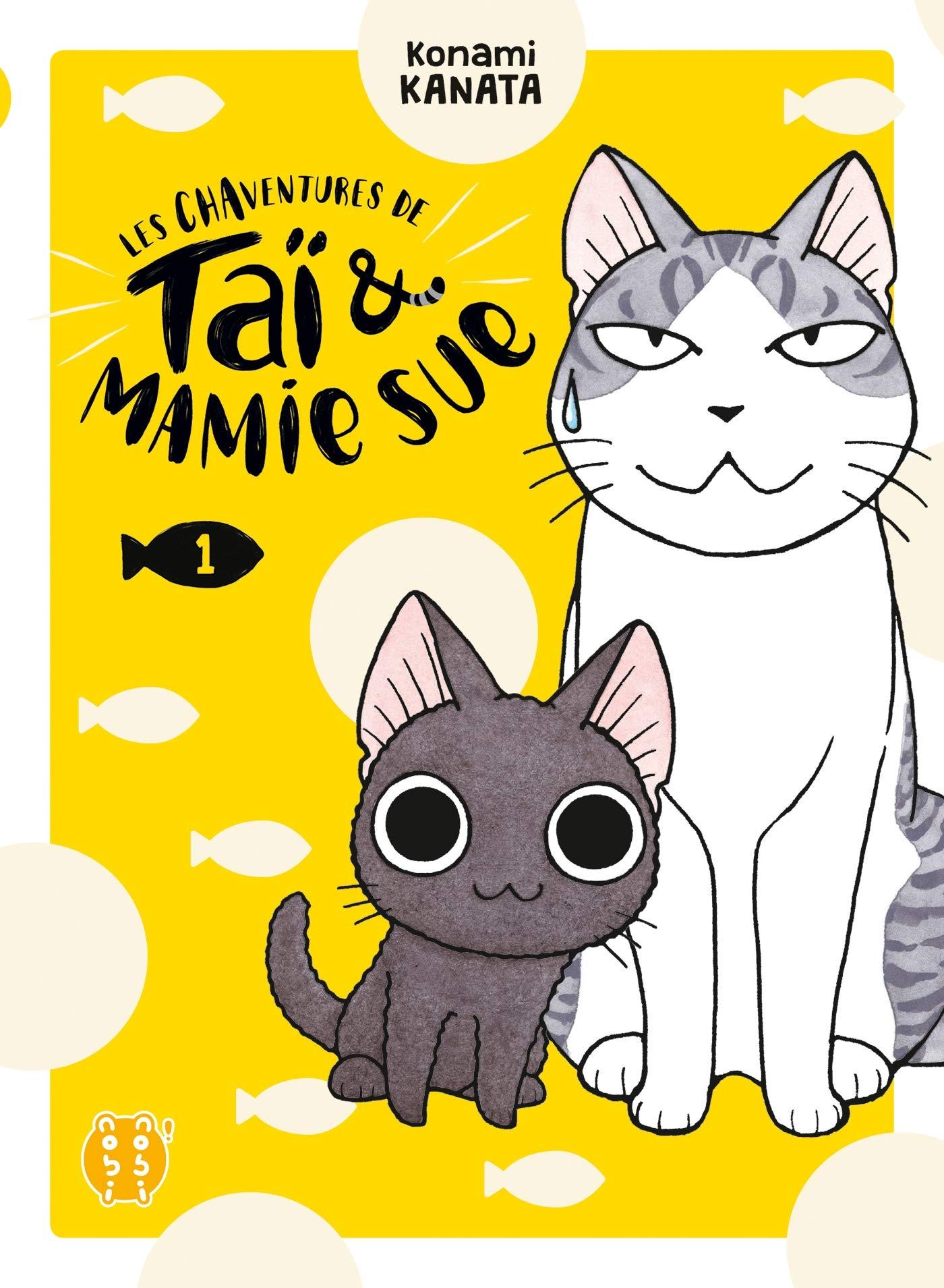Les chaventures de Taï et Mamie Sue n° 1 Les chaventures de Taï et Mamie Sue, 1