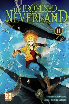 """Afficher """"The promised Neverland n° 11 Dénouement"""""""
