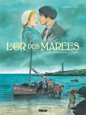 """Afficher """"L'or des marées n° 1 Les moissonneurs de la mer"""""""