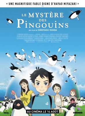 """Afficher """"Le Mystère des pingouins"""""""