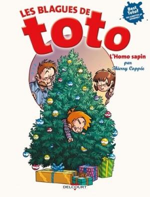 """Afficher """"Les Blagues de Toto n° HS L'Homo sapin"""""""