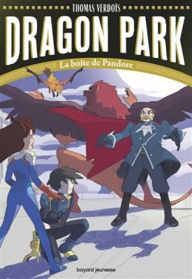 """Afficher """"Dragon Park n° 2 Boîte de Pandore (La)"""""""