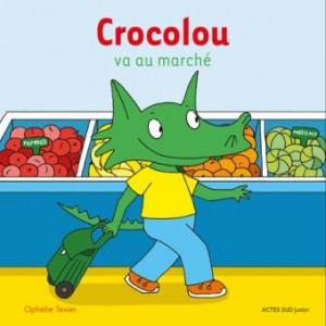 """Afficher """"Crocolou va au marché"""""""