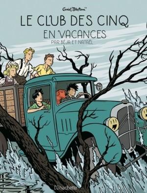 """Afficher """"Le club des Cinq."""""""