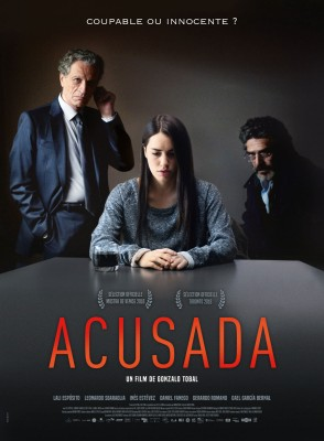 "Afficher ""Acusada"""