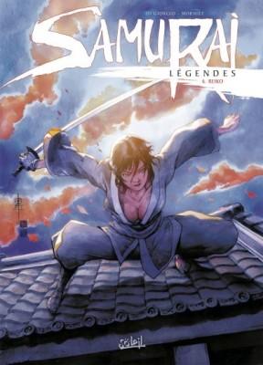 "Afficher ""Samuraï Légendes n° 6 Reiko"""