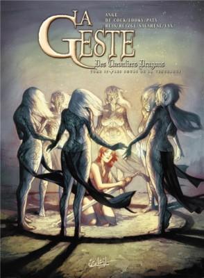 """Afficher """"La Geste des chevaliers dragons n° 29 Les Soeurs de la vengeance"""""""