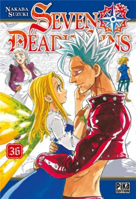 "Afficher ""Seven Deadly Sins n° 36"""