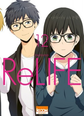 """Afficher """"ReLIFE n° 12 Relife"""""""