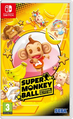 "Afficher ""SUPER MONKEY BALL : Banana blitz"""
