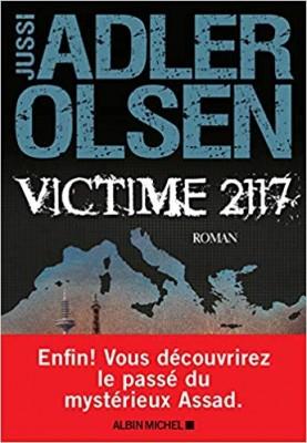 """Afficher """"Les enquêtes du département V n° 8 Victime 2117"""""""