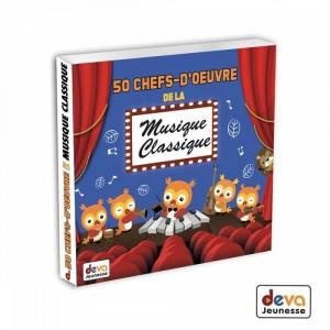 """Afficher """"50 chefs-d'oeuvre de la musique classique"""""""