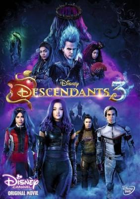 """Afficher """"Descendants 3"""""""