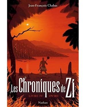 """Afficher """"Les chroniques de Zi n° 4 Oviri"""""""