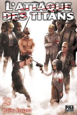 """Afficher """"L'attaque des titans n° 29"""""""