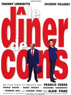 """Afficher """"Le dîner de cons"""""""