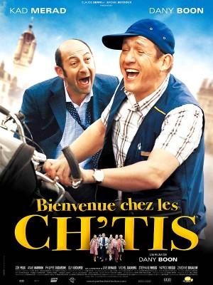 """Afficher """"Bienvenue chez les Ch'tis"""""""