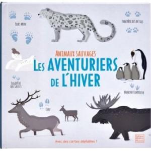 """Afficher """"Les aventuriers de l'hiver"""""""