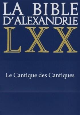 """Afficher """"La Bible d'Alexandrie n° 19 Le Cantique des Cantiques"""""""