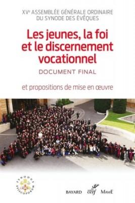 """Afficher """"Les jeunes, la foi et le discernement vocationnel"""""""