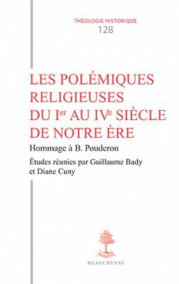 """Afficher """"Les polémiques religieuses du Ier au IVe siècle de notre ère"""""""
