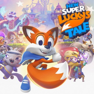 "Afficher ""NEW SUPER LUCKY'S TALE"""