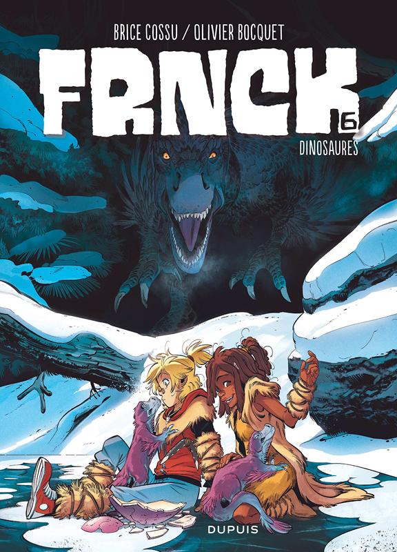 """Afficher """"Frnck - série en cours n° 6 Dinosaures"""""""