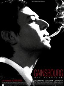 "Afficher ""Gainsbourg (Vie héroïque)"""