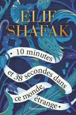 vignette de '10 minutes et 38 secondes dans ce monde étrange (Elif Şafak)'