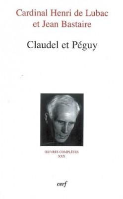 """Afficher """"Claudel et Péguy"""""""