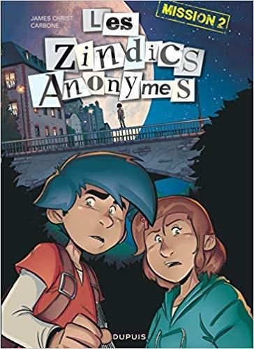 Les zindics anonymes n° 2 Les zindics anonymes, 2