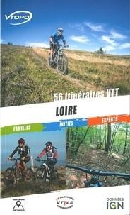 """Afficher """"56 itinéraires VTT dans le Loire"""""""