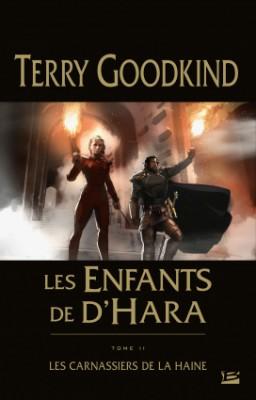 """Afficher """"Les Enfants de D'Hara n° 2 Les Carnassiers de la haine"""""""