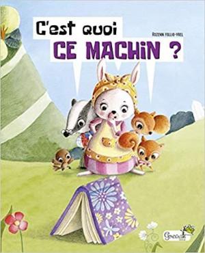 "Afficher ""C'est quoi ce machin ?"""