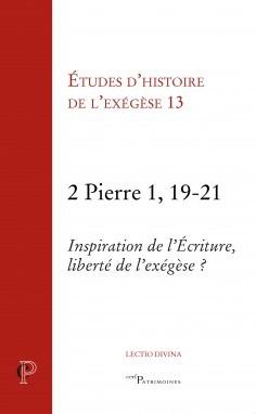 """Afficher """"2 Pierre 1, 19-21"""""""