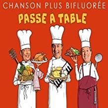 """Afficher """"Passe à table"""""""