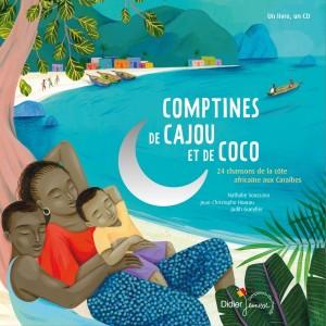 """Afficher """"Comptines de Cajou et de Coco"""""""