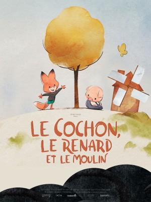 """Afficher """"Le cochon, le renard et le moulin"""""""