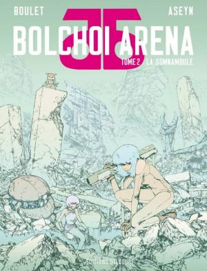 vignette de 'Bolchoi Arena - série en cours n° 2<br /> La somnanbule (Aseyn)'