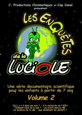 """Afficher """"Enquêtes de la luciole, vol.2 (Les)"""""""