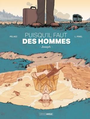 vignette de 'Puisqu'il faut des hommes (Philippe Pelaez)'